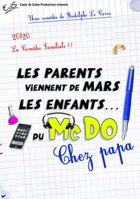 Les parents viennent de Mars, les e
