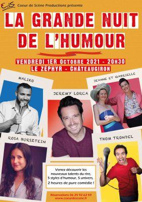La Grande Nuit de l'Humour